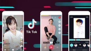 tik tok promotional graphic